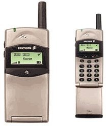 Ericsson T 18d IS-136 TDMA cellphone