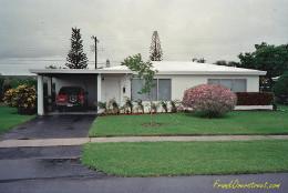 Frank Overstreet's starter house.
