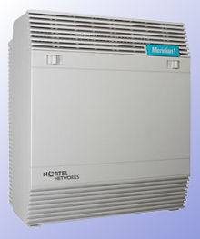 Nortel Option 11 Private Branch Exchange